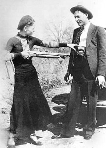 The Real Bonnie Parker and Clyde Barrow